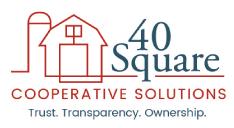 40 Square Cooperative Solutions